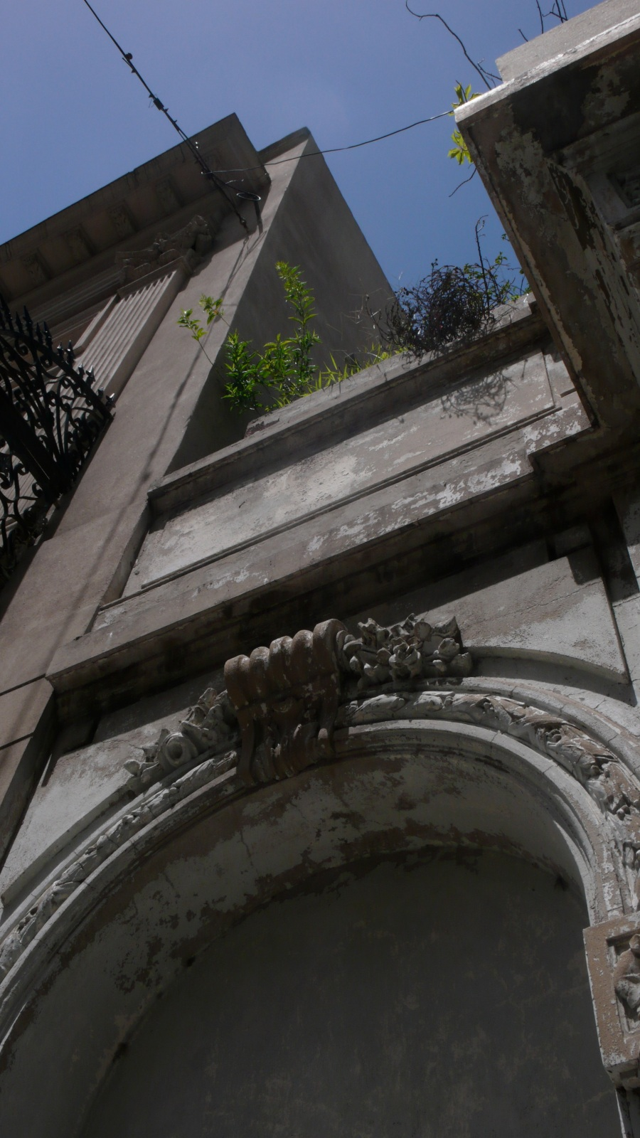 Strolling around San Telmo,  urban heritage gawp....