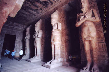 abu simbel formal and symbolic aspect Art history i exam i-3 whose mortuary temple was located in abu simbel until it was moved in 1968 to the god who is symbolic of the river nile and who dies.