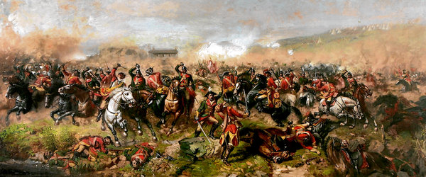 Battle of Augrim, Mulvanny 1881