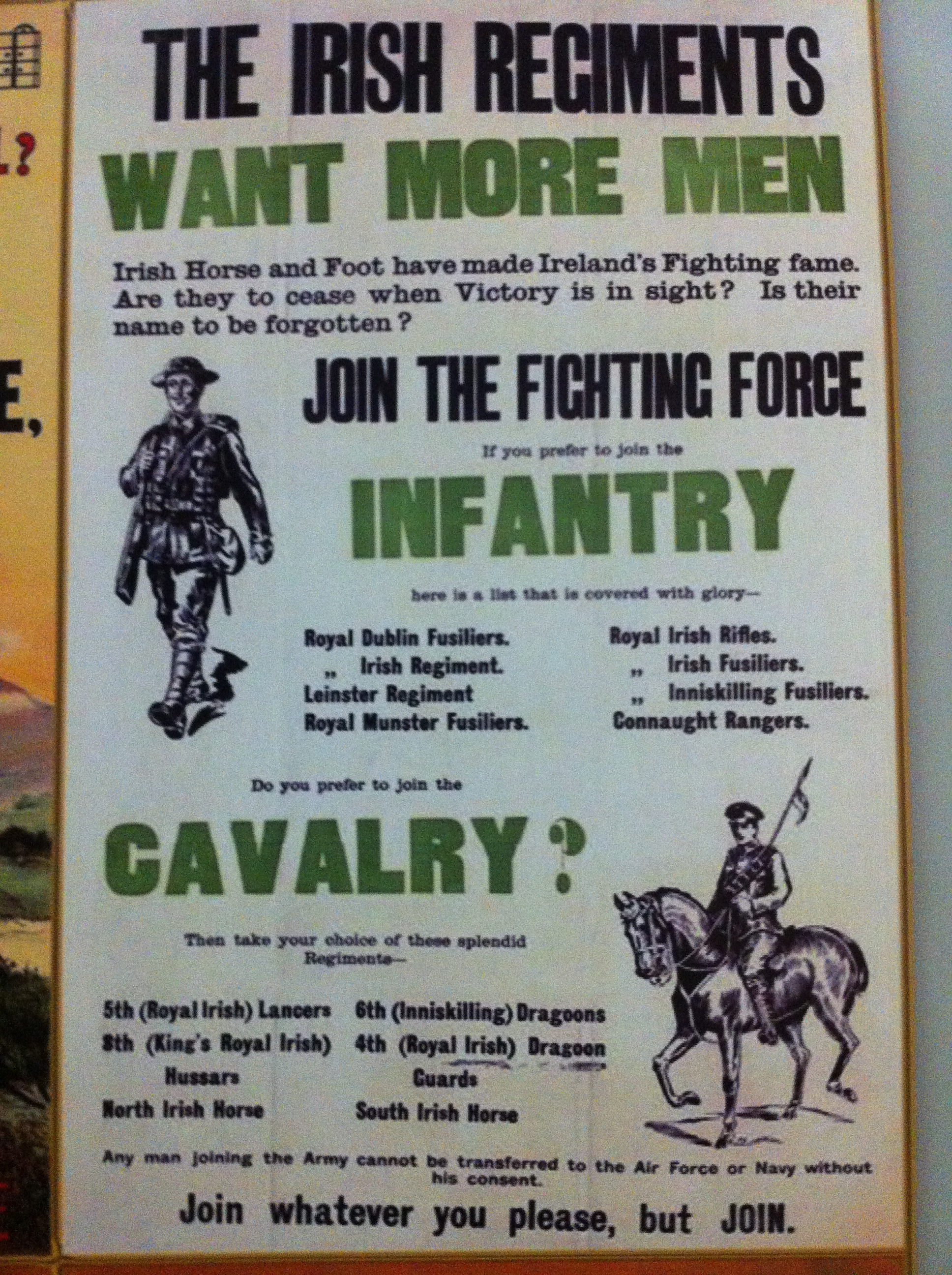 Irish Republican Army Posters Army/regimental purposes