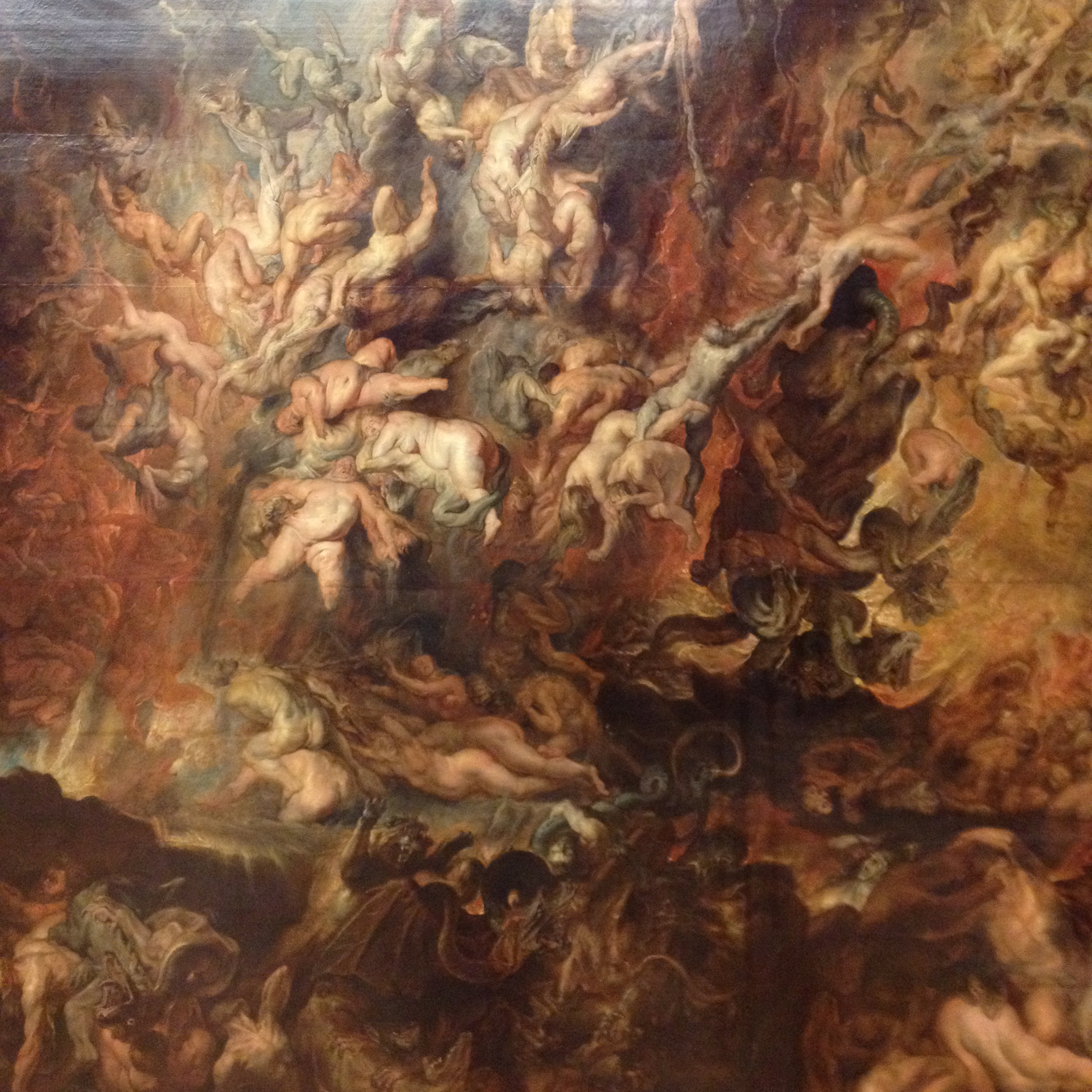 Famous Art Heaven And Hell Paintings