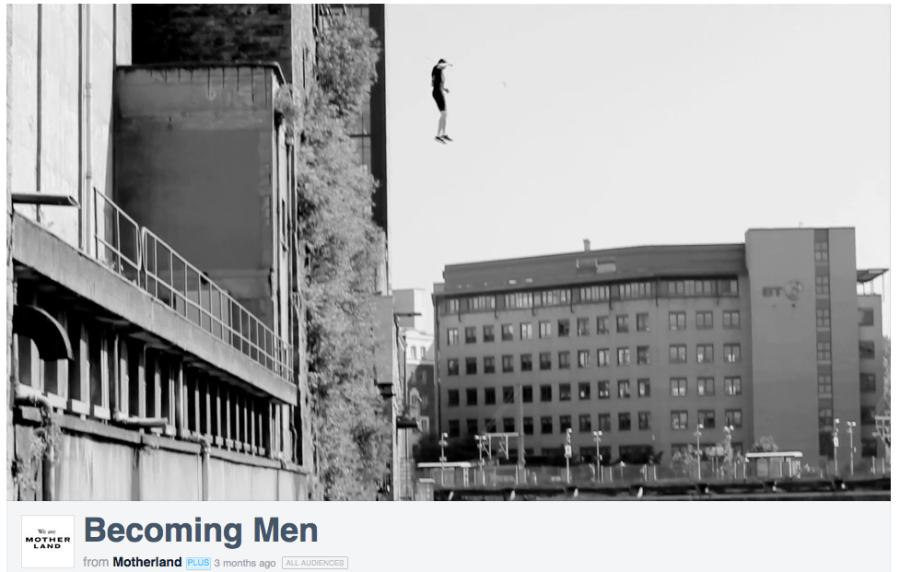Becoming Men, still 2, courtesy Motherland films