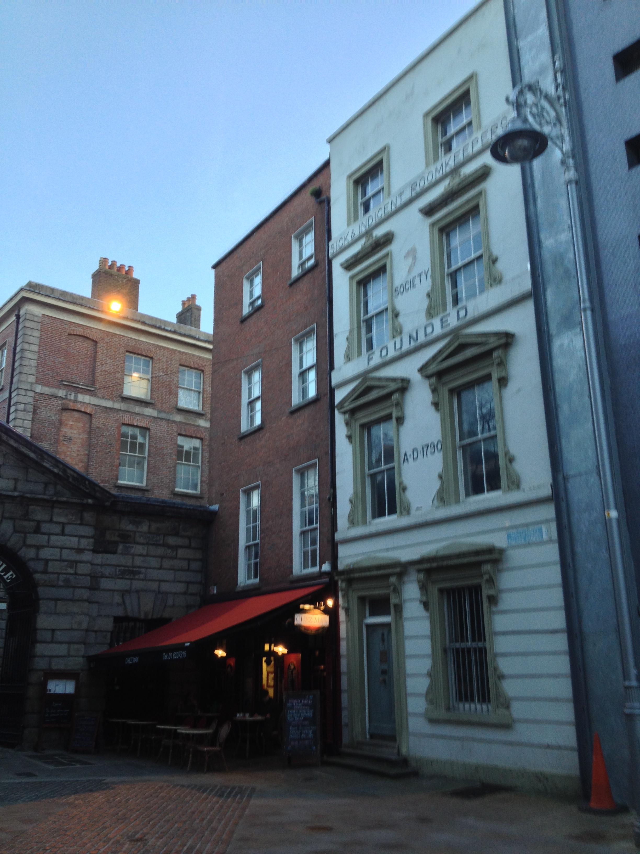 harcourt dublin Escort street