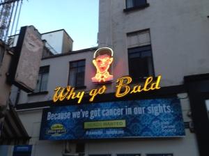 Why Go Bald 2 Arran Henderson Dublin Decoded walks