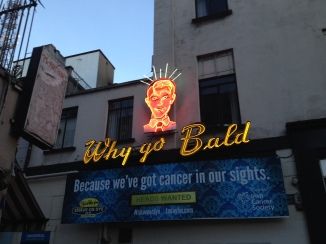 Why Go Bald 3 Arran Henderson Dublin Decoded walks