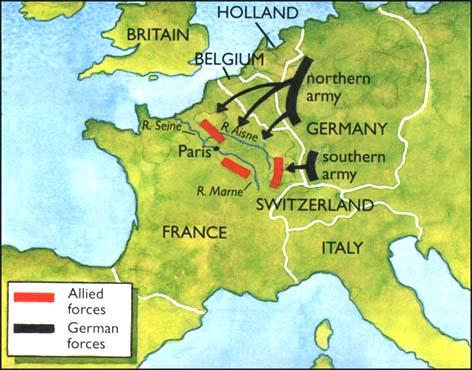 HIST+464+Schlieffen+Plan