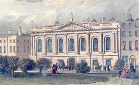 Samuel Brocas The College of Surgeons