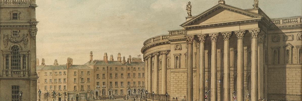 18th century georgian dublin architecture tour available for leaving
