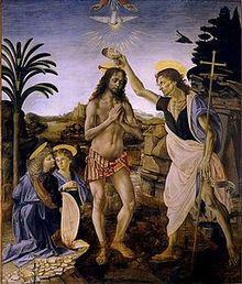 220px-Andrea_del_Verrocchio,_Leonardo_da_Vinci_-_Baptism_of_Christ_-_Uffizi