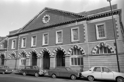 Iveagh Markets (from the Dublin City Library image collection - click to go to source)
