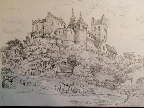 Arran Castle at Bentheim V2