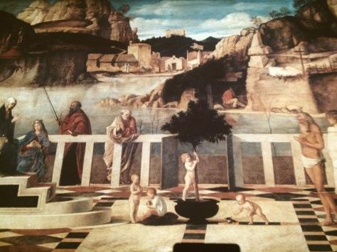 Giovanni Bellini Saccred Allogory