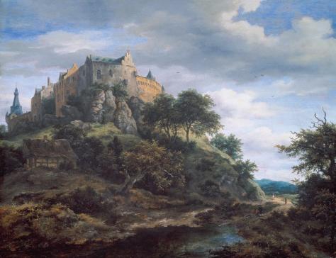 Ruisdael_kasteel_Bentheim_M