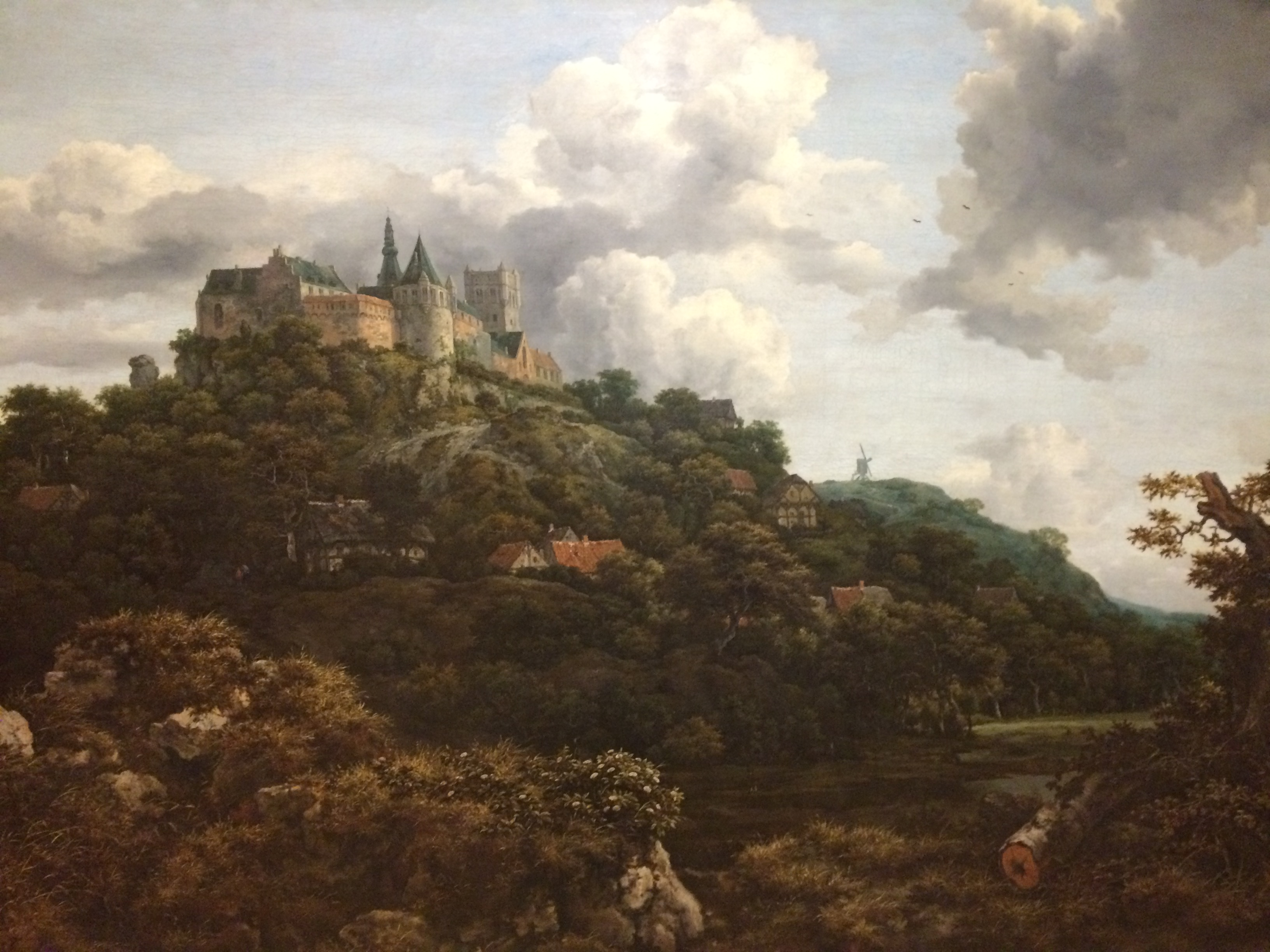 Landscape, modernity and nostalgia in the Dutch Golden Age