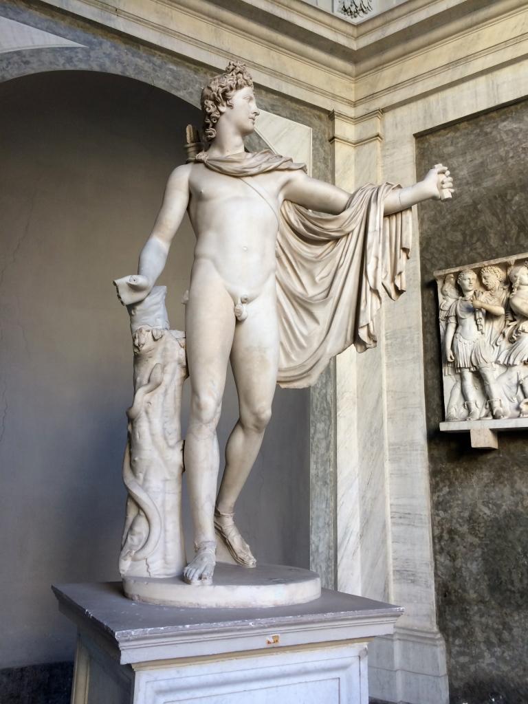 Apollo, Rome