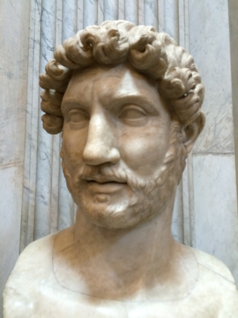 Hadrian, Vatican Collection, Rome