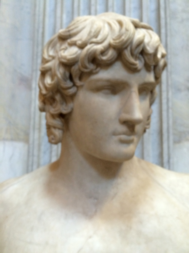 Hadrian's friend, Vatican Collection, Rome