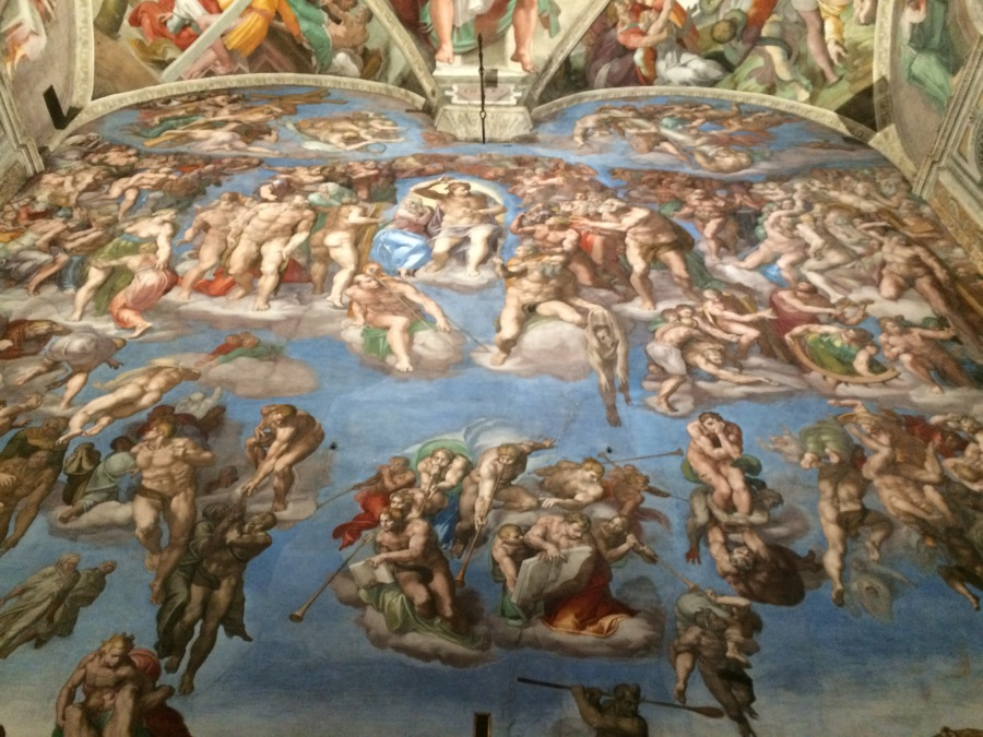 Last Judgement, Rome