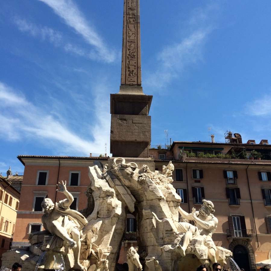 Piazza Navronna, ome, by Arran Henderson