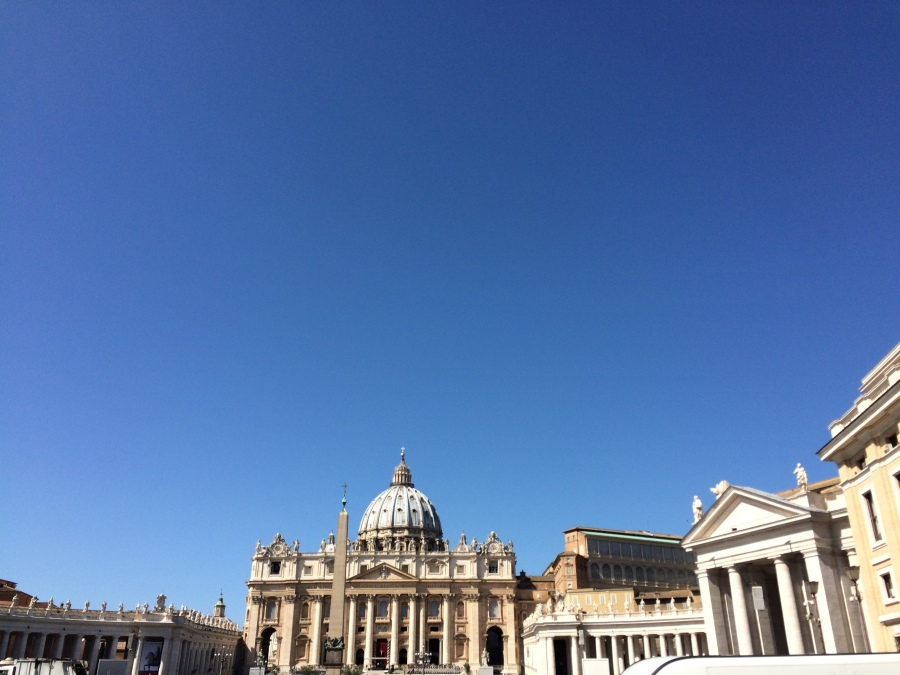 St Peters Rome, by Arran Henderson