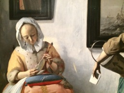 Thurs 25th, Dutch Genius & the Beit Gift, evening tour of Nat Gal 6-8pm.