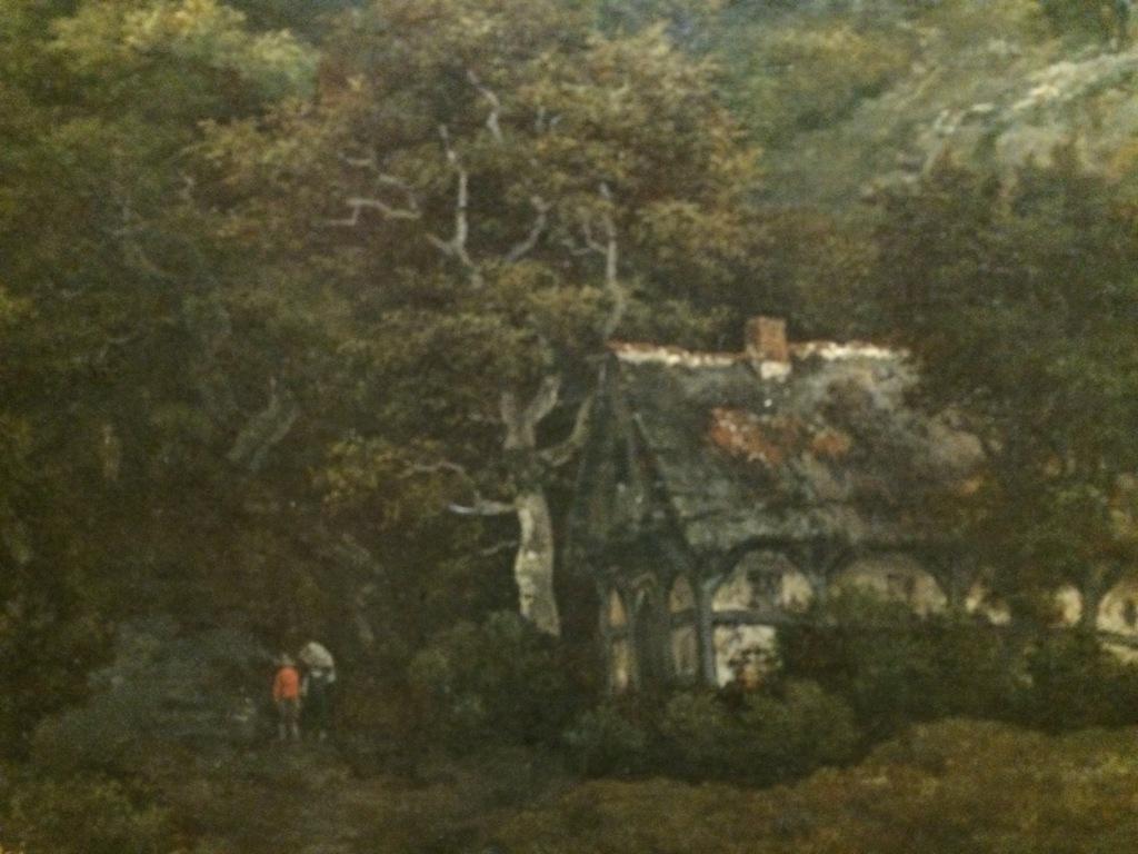 van Ruisdale detail