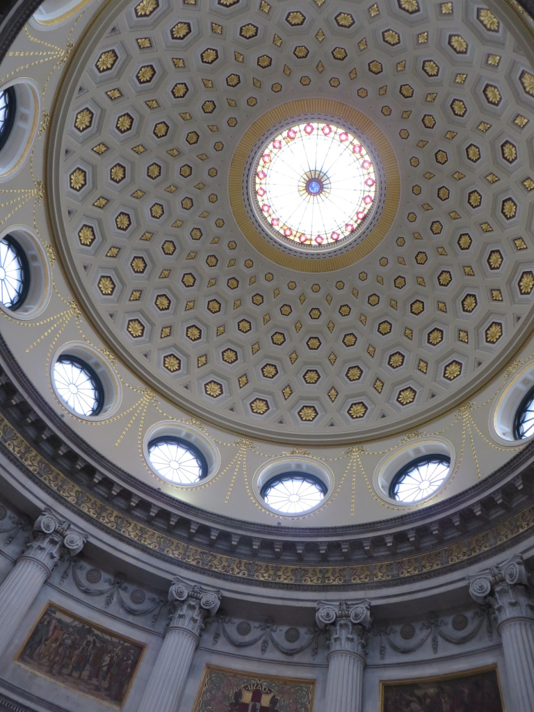 Dome, Royal Exchange
