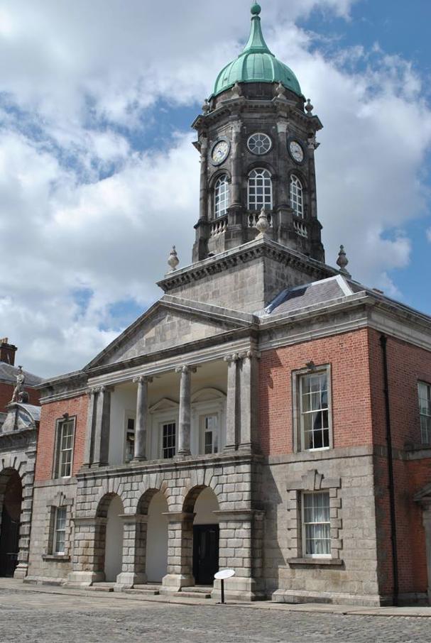 Dublin DEcoded 18th Century Tour for the Irish Georgain Society, every wednesday in Dublin