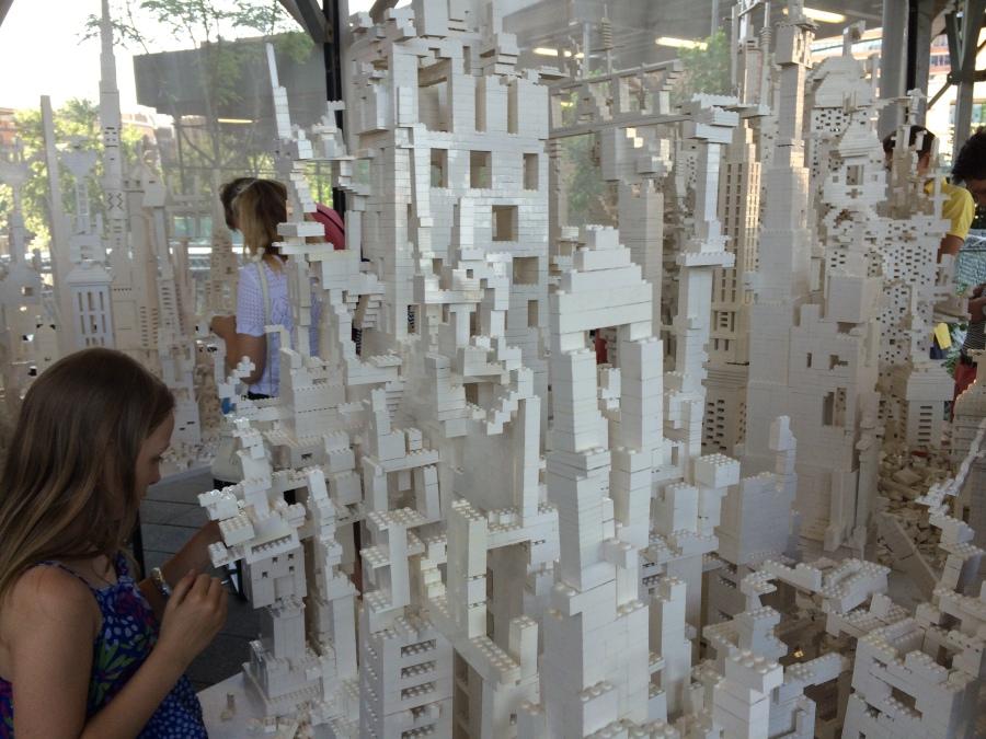 Lego 6 Olafur Elison Highline Art Arran Henderson Dublin tours dublindecoded.com