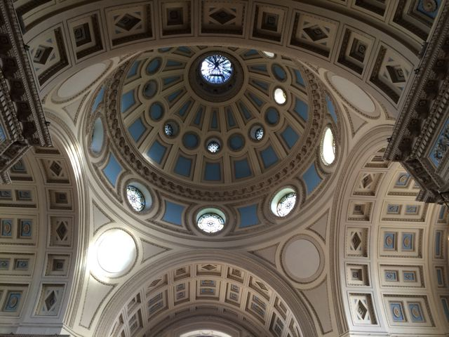 Dome of Mary Immac rathmines Tour Dublin Decoded