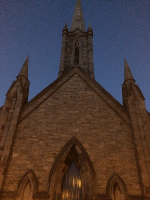 Holy Trinity Church by John Semple, Rathmines tour Dublin Decoded