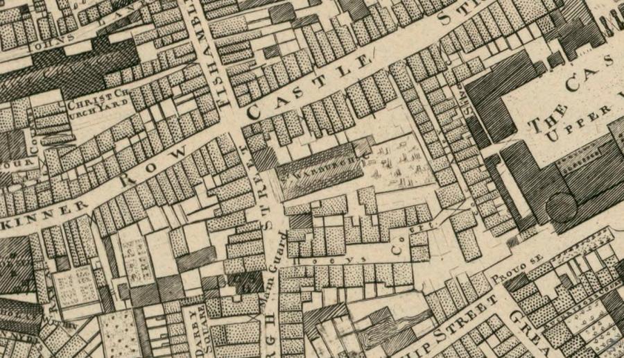 Cole Alley & Hooey Court (Swift)