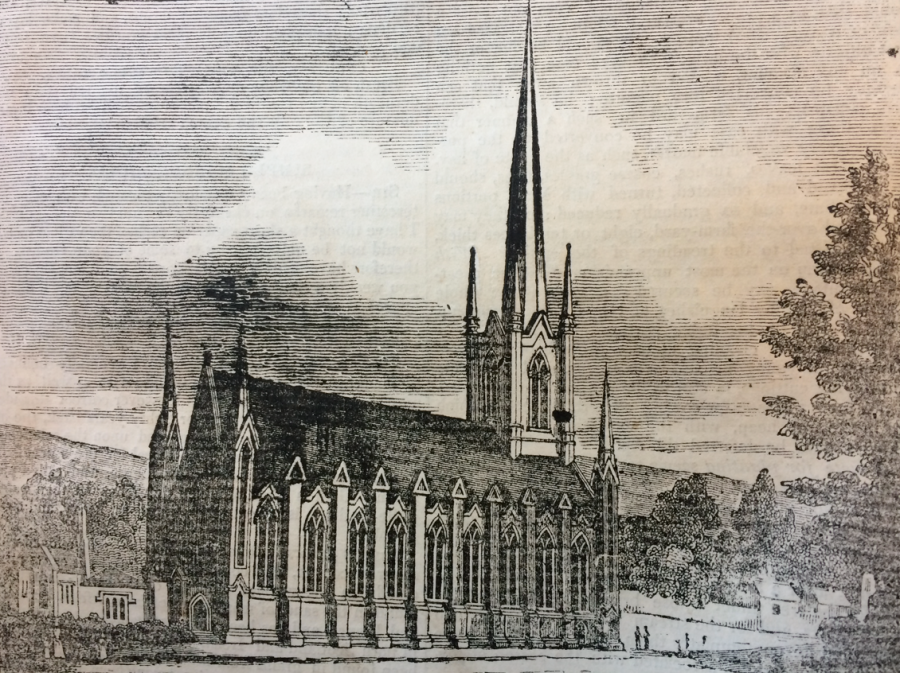 RATHMINES CHurch of the Holy TRINITY John SEMPLE.png