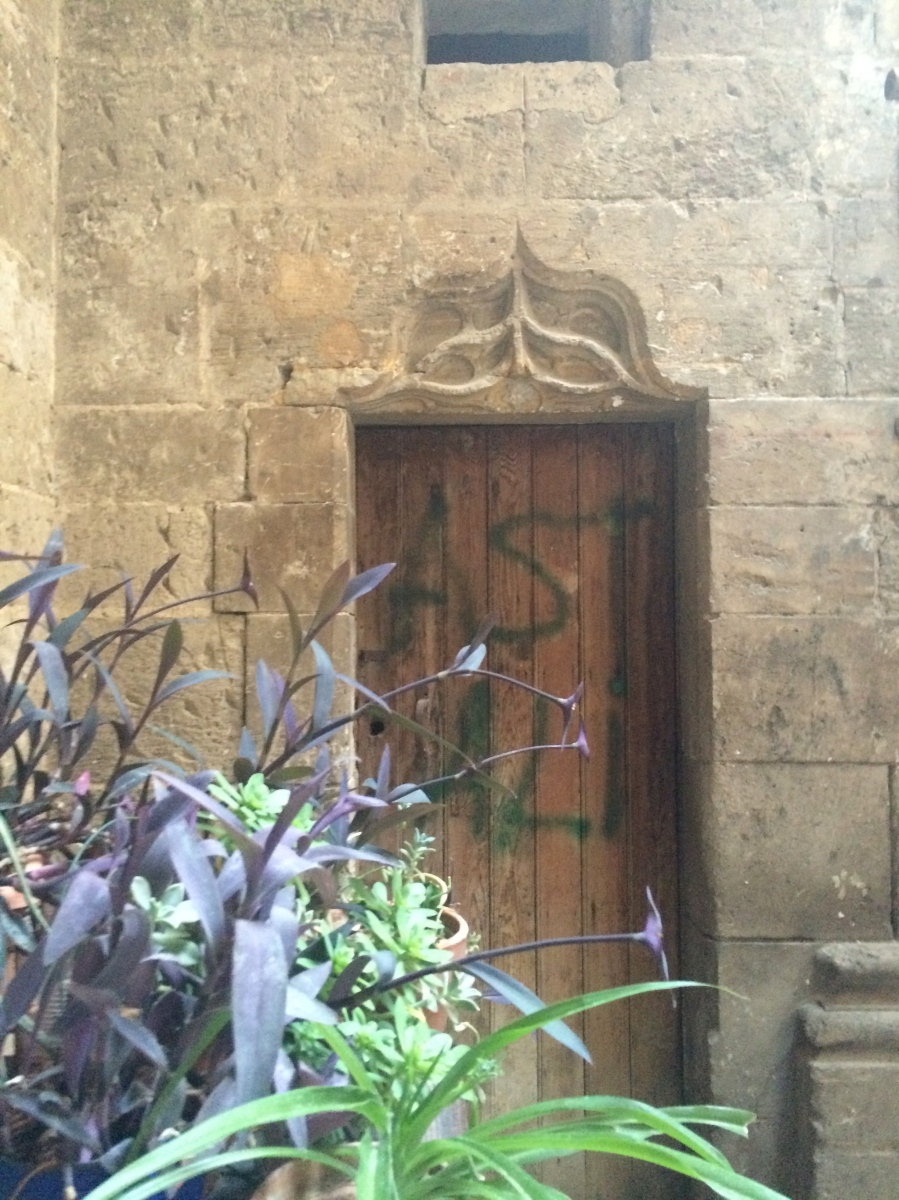 Doorway Palermo pic by Arran Henderson Dublin Decoded