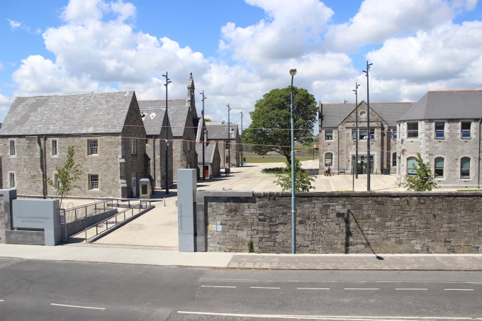 1 Grangegorman Campus - former St Brendan's Hospital buildings