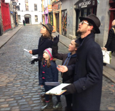Dublin Decoded Treasure Hunt of Temple Bar copyright & all rights reserved Arran Henderson and Dublin Decoded 1