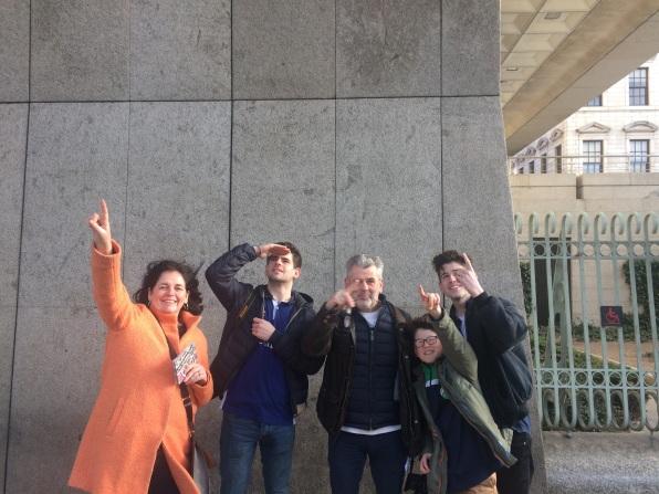 London Irish family Central Bank Clue