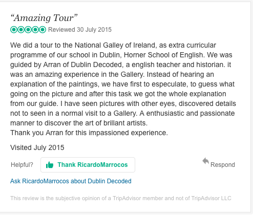 Review of How to Read a Painting NGI
