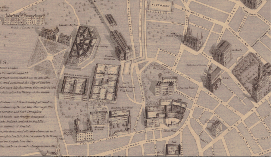 Hefernan's Map Detail.