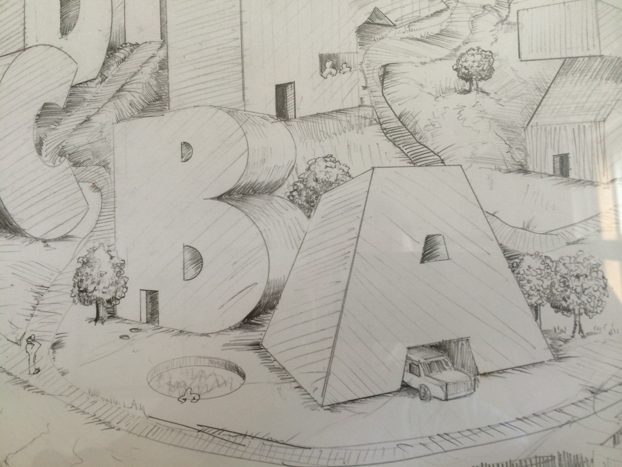 Arran's Drawing 1