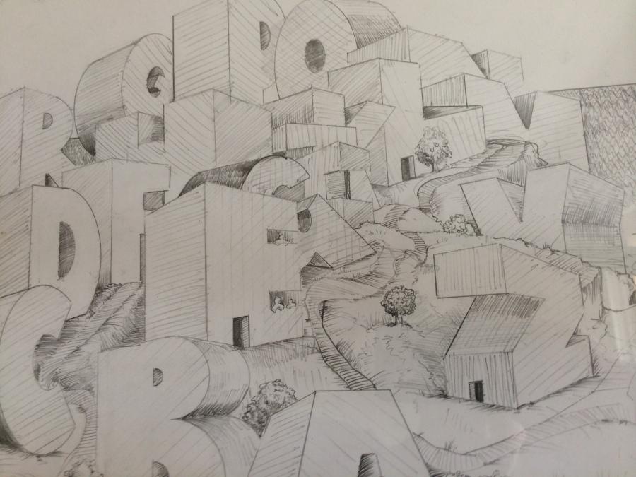 Arran's Drawing 2