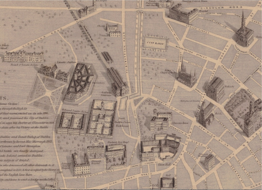 MAP Heffernans 1861 Map LINNENHALL RICHMOND Pent.jpg