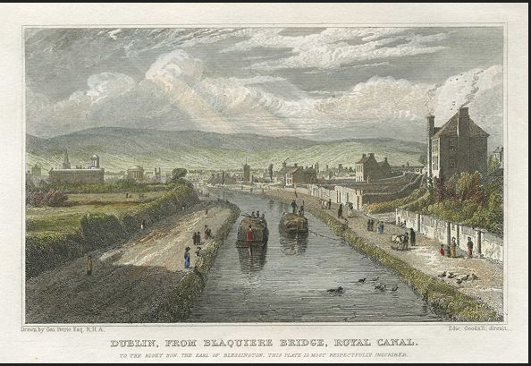 Royal canal from Blaquire Bridge .jpg