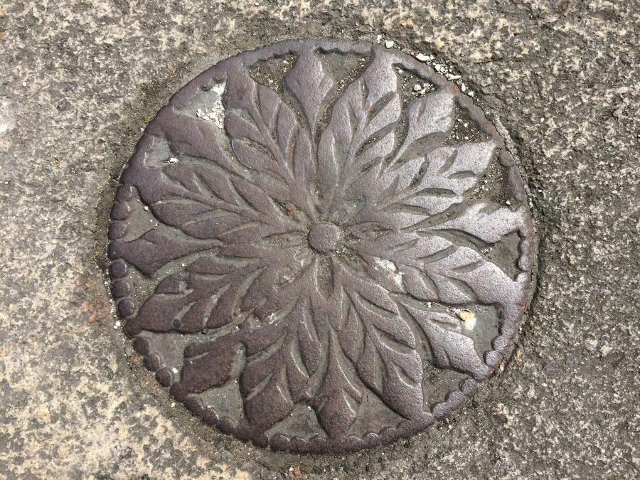 Floral CH Coal Hole 1b