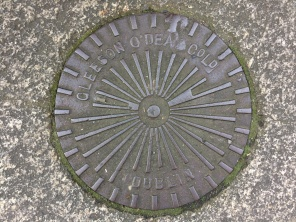 Gleeson ODea iron Cover CH Hume St