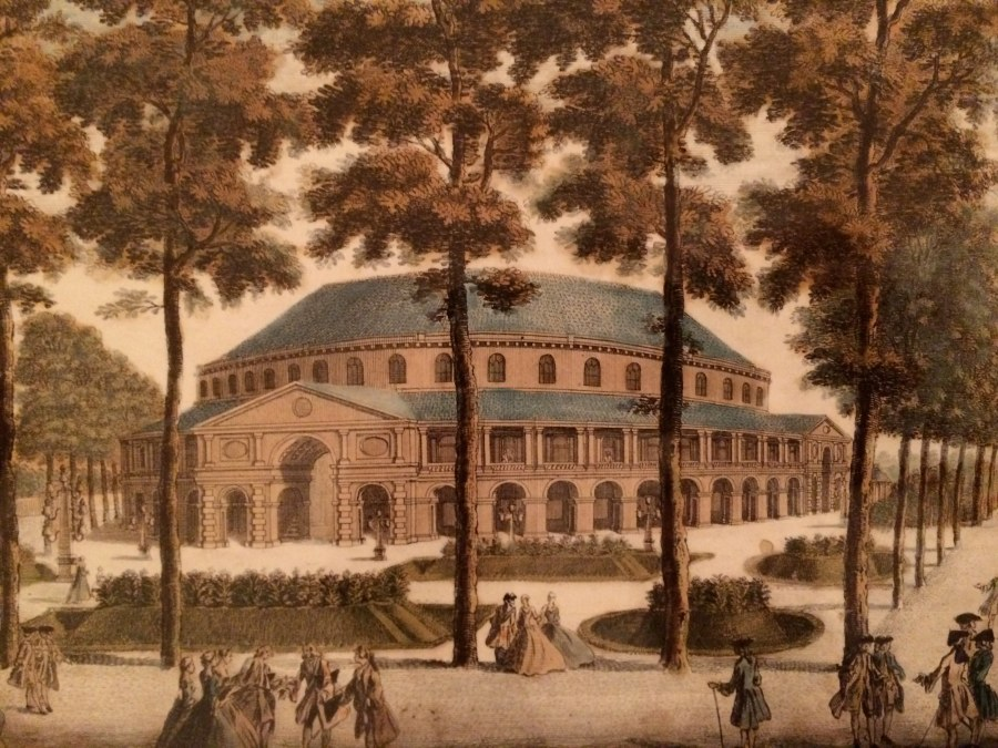 Rounda Ranelagh Ldn 1744
