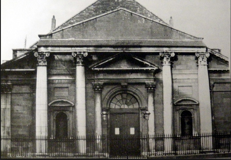 St Thomas Church by John Smith, demolished approx 1923