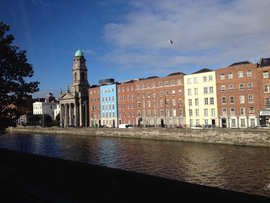 Dublin Decoded walk with Arran 19 & 24 July 2020